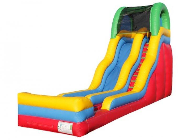 19 Slippity Slide Wet Dry nowm0 323538929 big 19ft Super Slide (Wet/Dry)