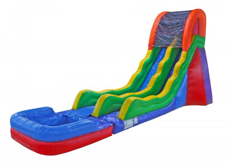 20 Fun Slide nowm 0 901789388 big 20ft Fun Slide (Wet/Dry)