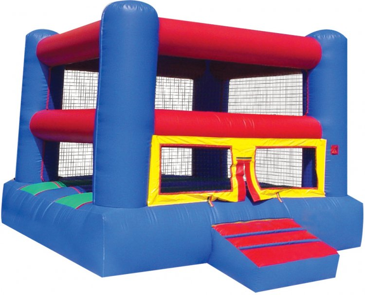 Boxing Ring nowm0 1574094730 big Boxing Ring Bounce House (Large)