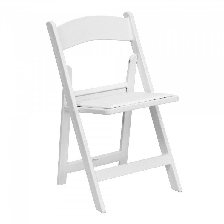FLASH FURNITURE LE L 1 WHITE GG MAIN IMAGE 738653382 big White Resin Folding Chairs