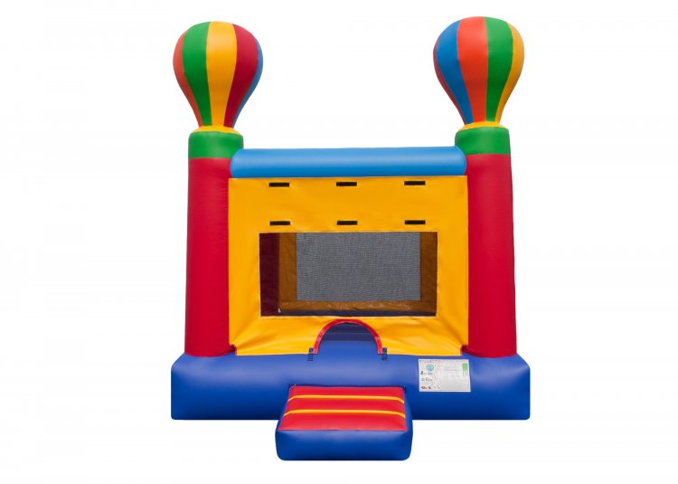 Hot Air Balloon Bounce House (Medium)