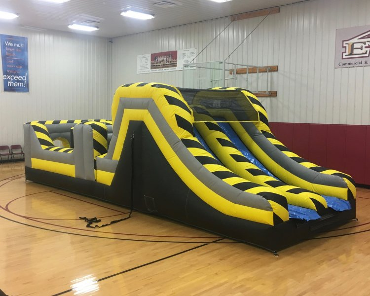 32ft Obstacle Course