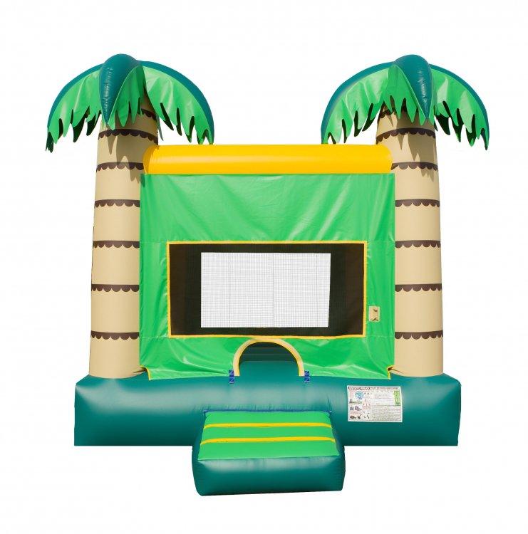 Palm Tree Bounce House (Large)