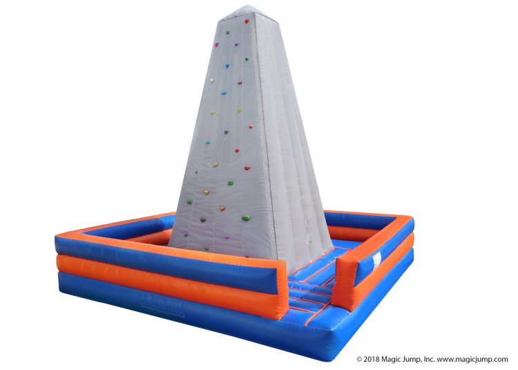 24ft Rockwall Inflatable