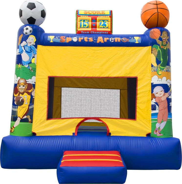 Sport Arena nowm420copy 1574094488 big Sports Arena Bounce House (Large)