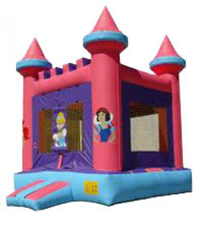 princess bouncy 1574095215 big Princess Castle Bounce House (Large)