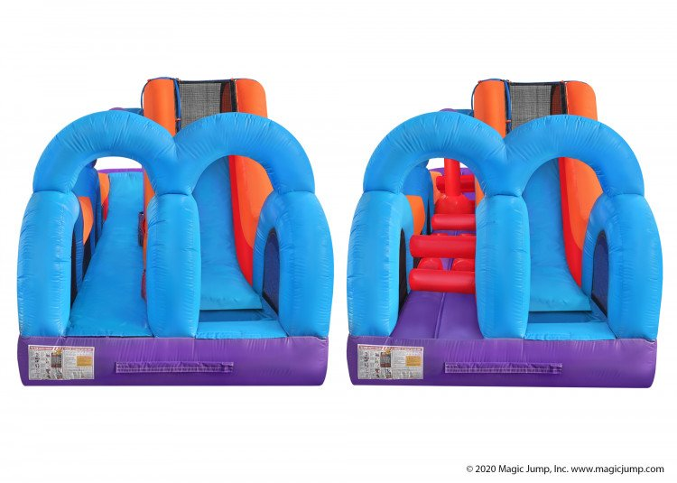 U Slide N Splash Obstacle nowm 3 1614781428 big U Slide and Splash Obstacle Course